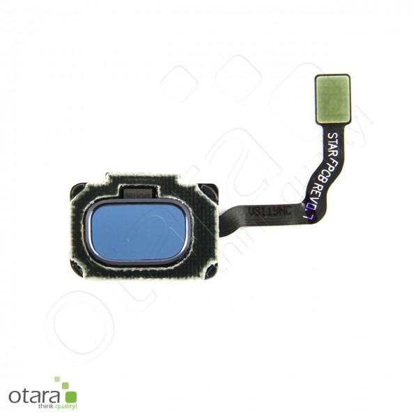 Samsung Galaxy S9 (G960F) S9 Plus (G965F) Homebutton Fingerprint Sensor, coral blue (kompatibel)