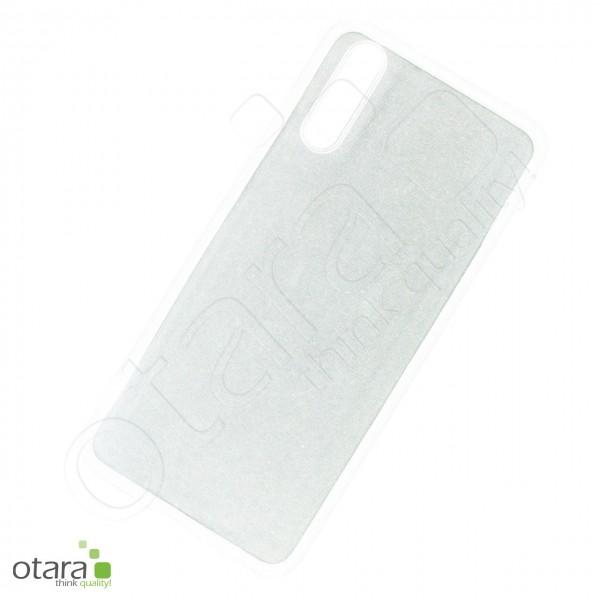 Silikoncase/Schutzhülle für Huawei P20, transparent