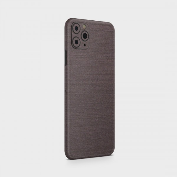 "GREEN MNKY Backcover Skin Smartphone 7"" (Struktur Serie) ""Geriffelt Purple Metallic"" [3 Stück]"