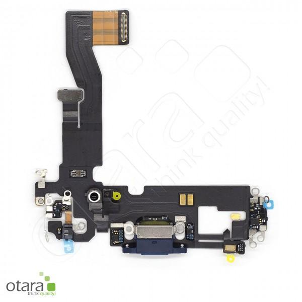Lade Konnektor Flexkabel geeignet für iPhone 12 (Ori/pulled Qualität), blau