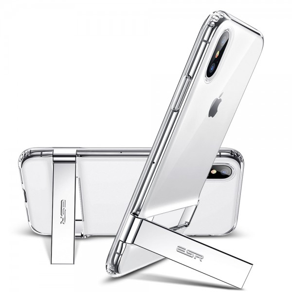 ESR Case iPhone X/XS Urbansoda Simplace Clear White
