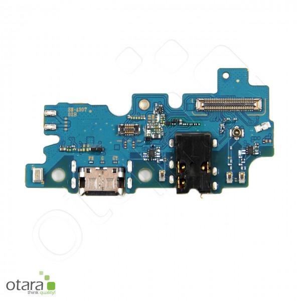 Samsung Galaxy A30s (A307F) Ladebuchse Platine USB-C, Mikrofon, Audio Jack (kompatibel)