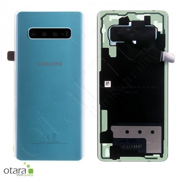 Akkudeckel Samsung Galaxy S10 Plus (G975F), Prism Green, Serviceware