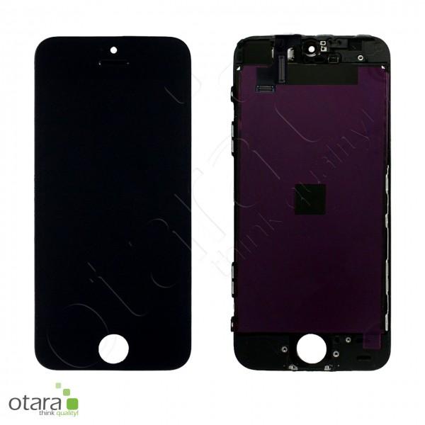 Displayeinheit geeignet für iPhone 5s/SE (refurbished), schwarz