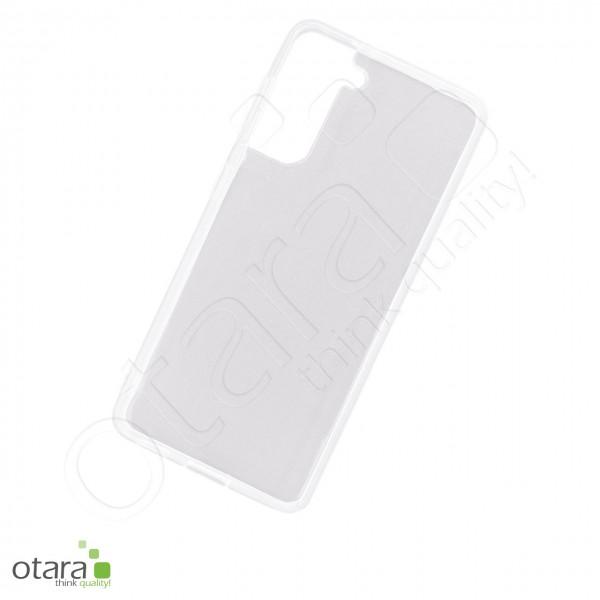 Silikoncase/Schutzhülle für Samsung Galaxy S21, transparent
