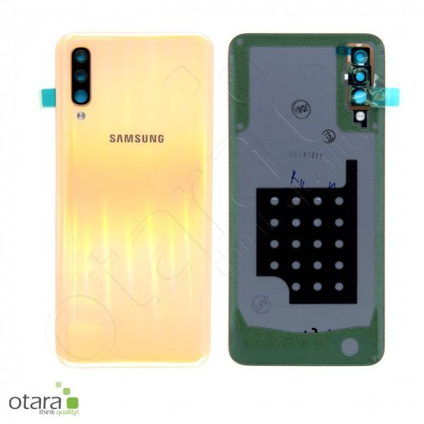 Akkudeckel Samsung Galaxy A50 (A505F), coral, Serviceware