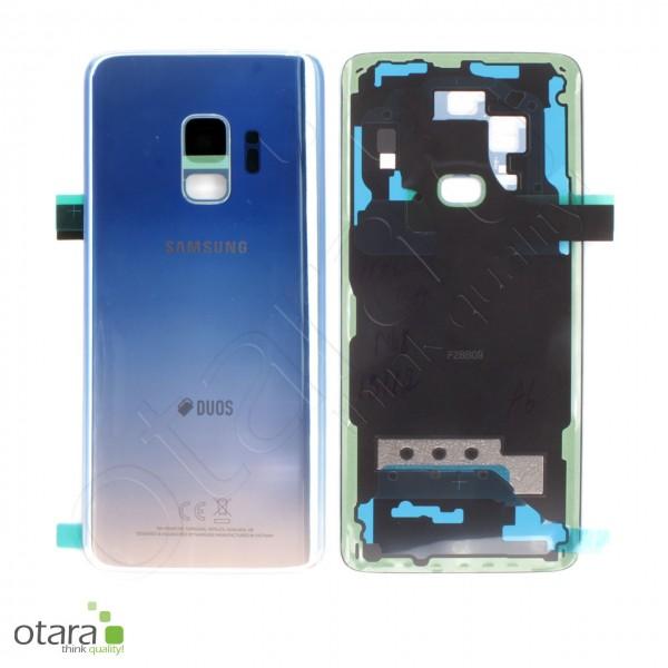 Akkudeckel Samsung Galaxy S9 Duos (G960F/DS), polaris blue, Serviceware