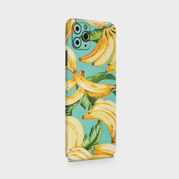 "GREEN MNKY Backcover Skin Smartphone 7"" (Design Serie) ""Crazy Bananas"" [3 Stück]"