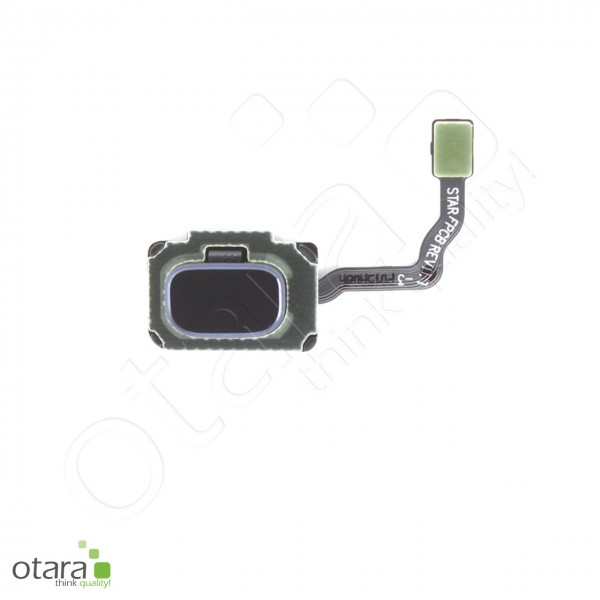 Samsung Galaxy S9/S9 Plus (G960/G965) Fingerabdruck/Fingerprint Sensor, coral blue, Serviceware