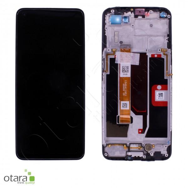 Displayeinheit OPPO A54 5G, A74 5G, fluid black, Serviceware