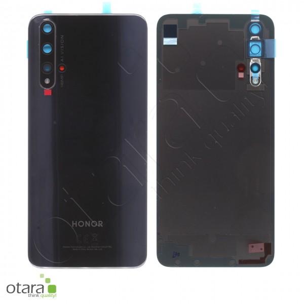 Akkudeckel Huawei Honor 20, midnight black, Serviceware