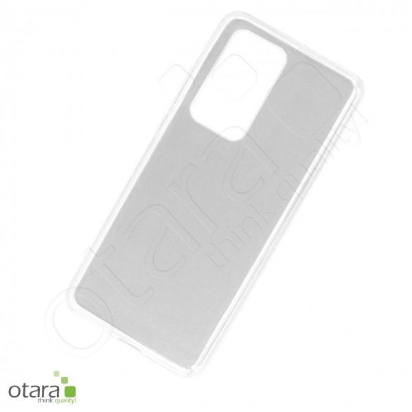 Silikoncase/Schutzhülle für Huawei P40 Pro, transparent