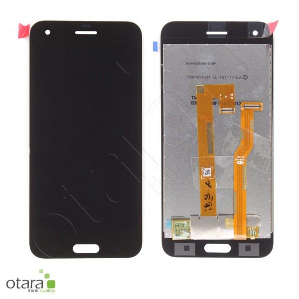 LCD-Einheit geeignet für HTC One A9s, schwarz