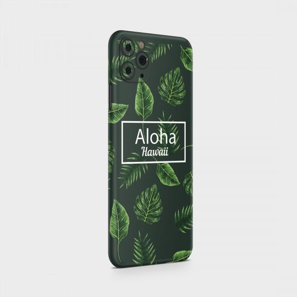 "GREEN MNKY Backcover Skin Smartphone 7"" (Design Serie) ""Aloha"" [3 Stück]"