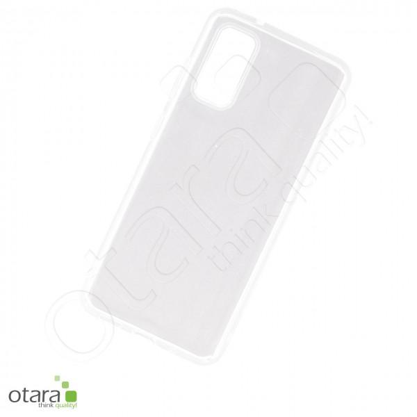 Silikoncase/Schutzhülle für Samsung Galaxy S20, transparent