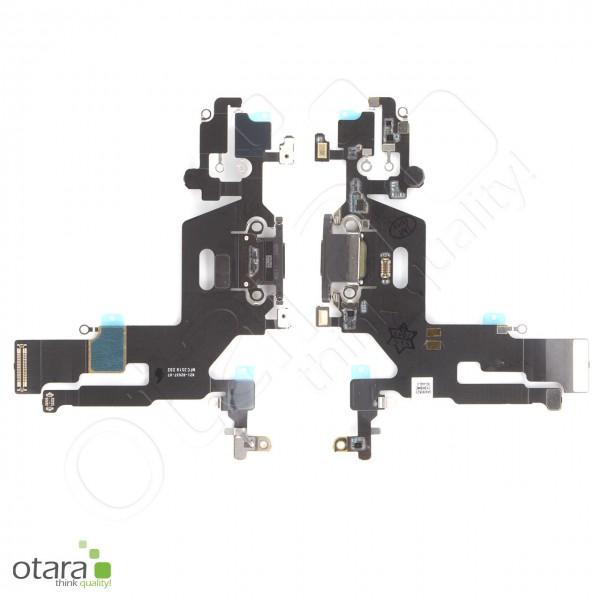 Lade Konnektor Flexkabel geeignet für iPhone 11 (Ori/pulled Qualität), schwarz