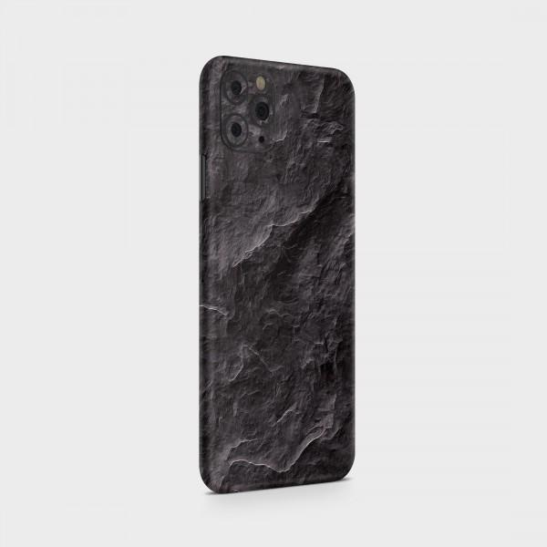 "GREEN MNKY Backcover Skin Smartphone 7"" (Struktur Serie) ""Black Dream"" [3 Stück]"