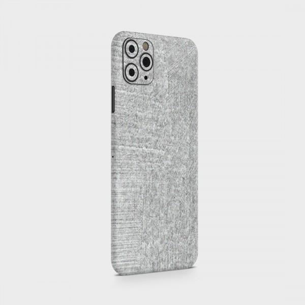 "GREEN MNKY Backcover Skin Smartphone 7"" (Struktur Serie) ""Strukturoptik Grey"" [3 Stück]"