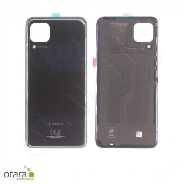 Akkudeckel Huawei P40 Lite, midnight black, Serviceware