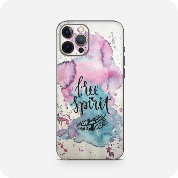 "GREEN MNKY Backcover Skin Smartphone 7"" (Diana Grimm Kollektion) ""Free spirit"" [3 Stück]"
