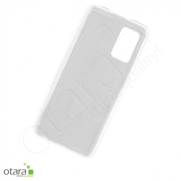 Silikoncase/Schutzhülle für Samsung Galaxy A32 4G (A325F), transparent