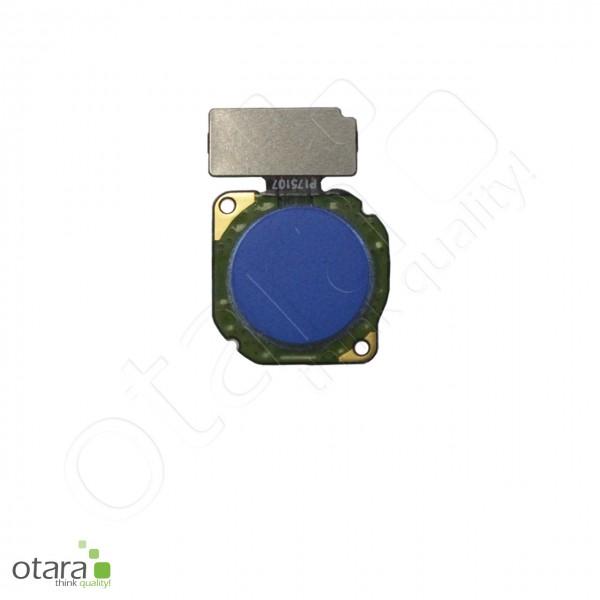 Huawei P20 Lite geeigneter Fingerprint Sensor, klein blue