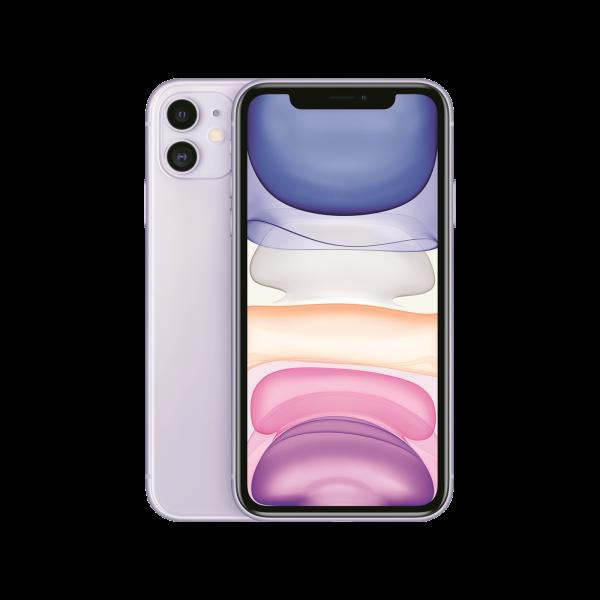 Renewd© Apple iPhone 11, 64GB (zert. aufbereitet), violett
