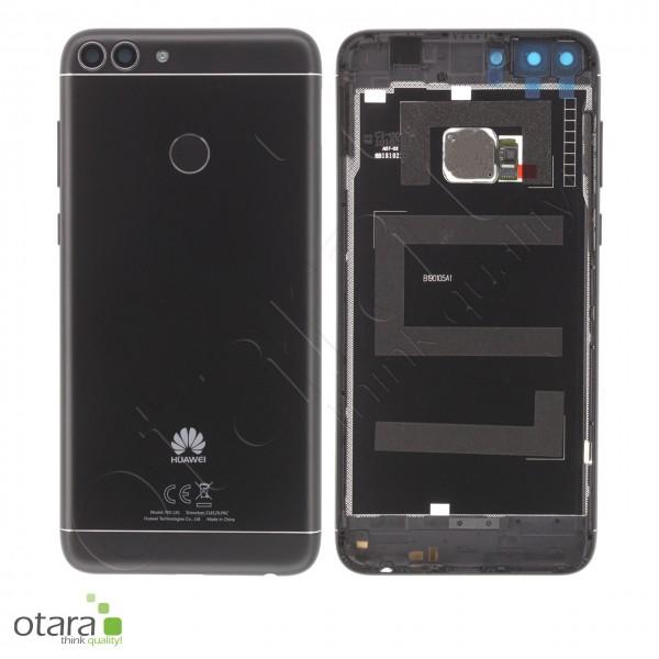 Akkudeckel Huawei P Smart 2018, black, Serviceware