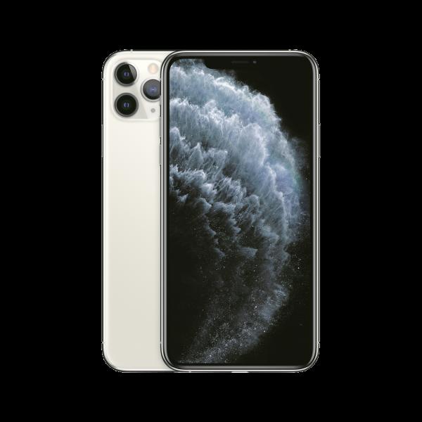 Apple iPhone 11 Pro Max, 256GB, (renewed), weiß