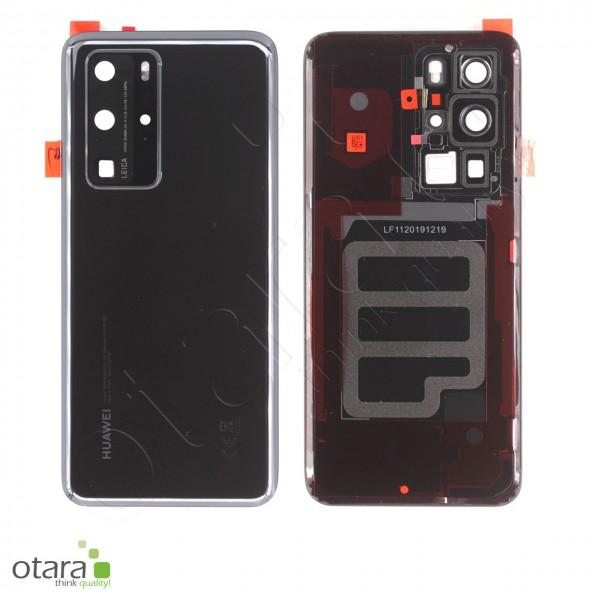 Akkudeckel Huawei P40 Pro, black, Serviceware