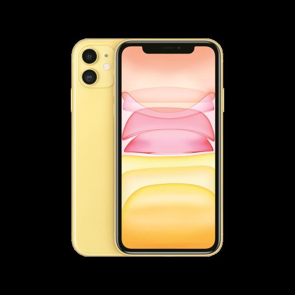 Renewd© Apple iPhone 11, 64GB (zert. aufbereitet), gelb
