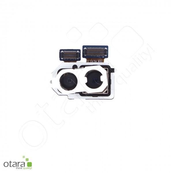 Samsung Galaxy A40 (A405F) Mittelrahmen, white, Serviceware