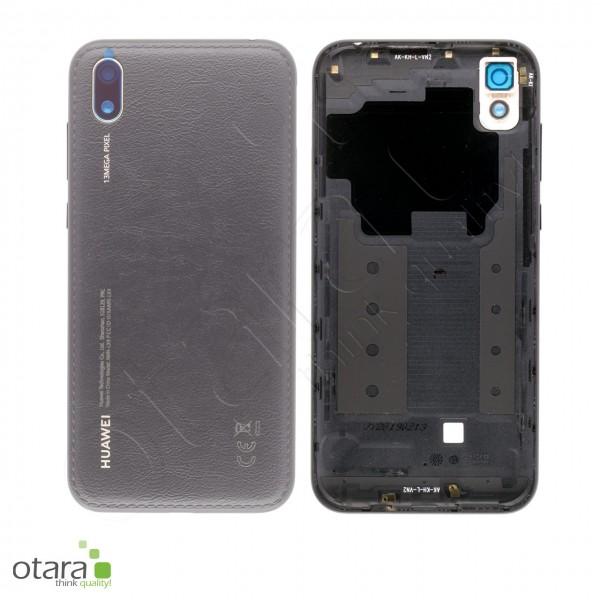 Akkudeckel Huawei Y5 2019, midnight black, Serviceware