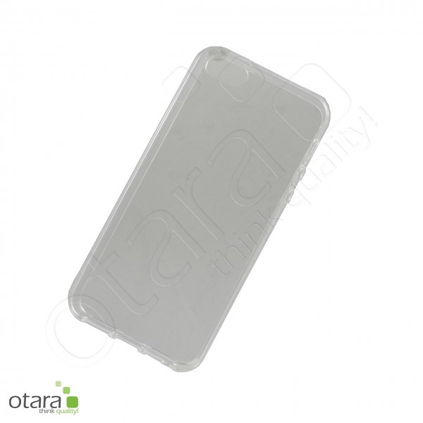 Silikoncase/Schutzhülle für iPhone 5/5s/SE, transparent