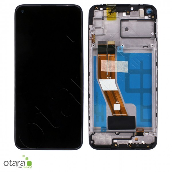 Displayeinheit Samsung Galaxy M11 (M115F), black, Serviceware