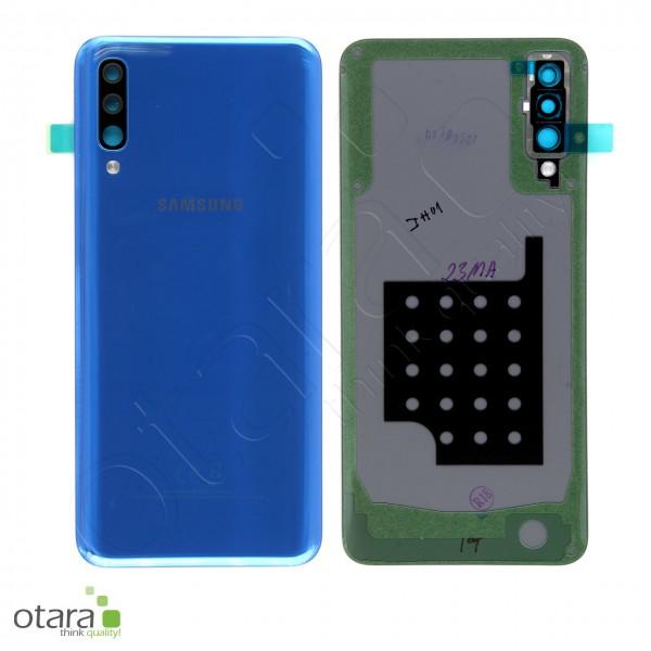 Akkudeckel Samsung Galaxy A50 (A505F), blue, Serviceware