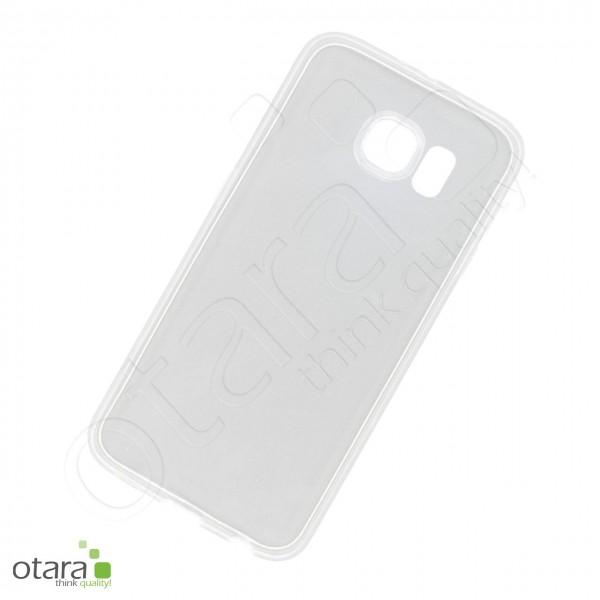 Silikoncase/Schutzhülle für Samsung Galaxy S6, transparent