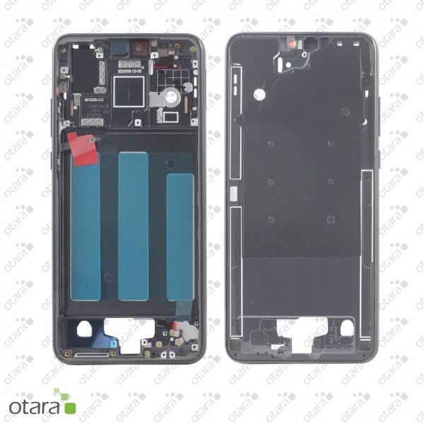 Huawei P20 geeigneter Mittelrahmen ohne Akku, black