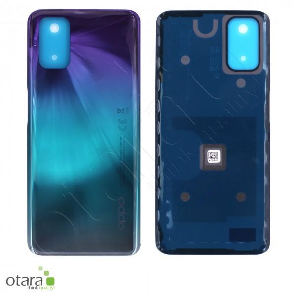 Akkudeckel OPPO A72, aurora purple, Serviceware