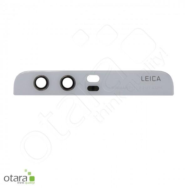 Huawei P10 geeignetes Kameraglas Linse (mit Cover), weiß
