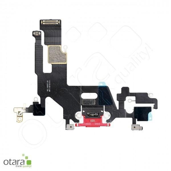 Lade Dock Connector Flex geeignet für iPhone 11 (Ori/pulled Qualität), rot (Product RED)