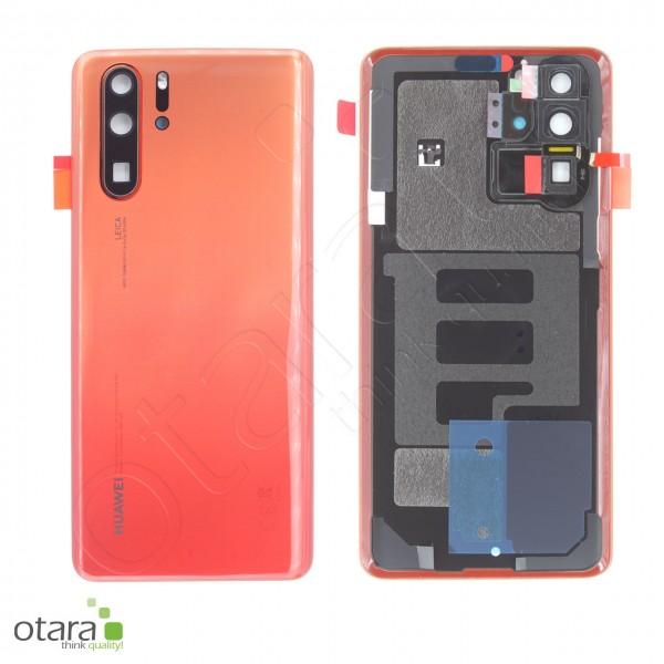 Akkudeckel Huawei P30 Pro, amber sunrise, Serviceware