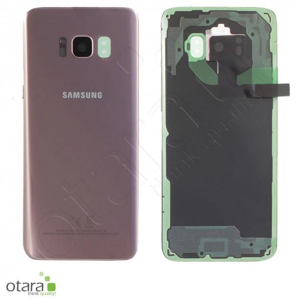 Akkudeckel Samsung Galaxy S8 (G950F), rose pink, Serviceware
