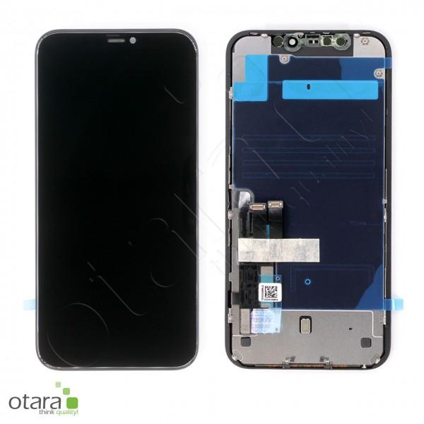 Displayeinheit geeignet für iPhone 11 (Ori/pulled Qualität) inkl. Heatplate (C11/F7C), schwarz
