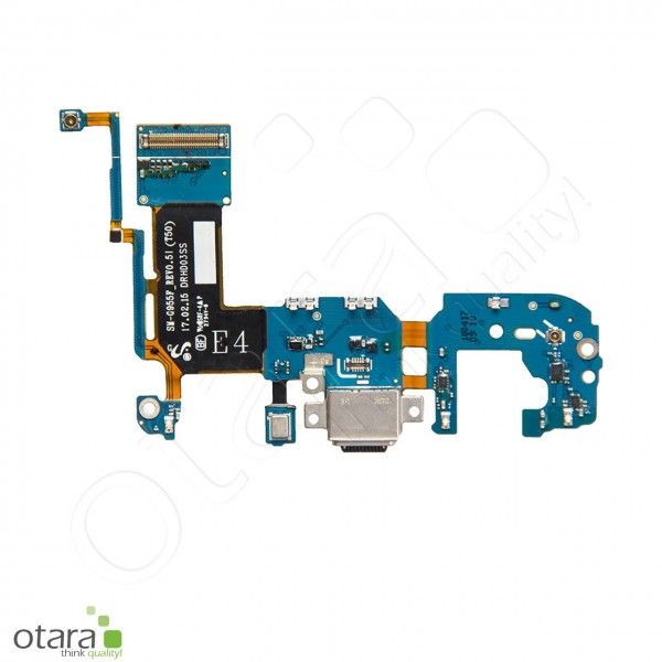 Samsung Galaxy S8 Plus (G955F) Ladebuchse Platine USB-C, Mikrofon (kompatibel)