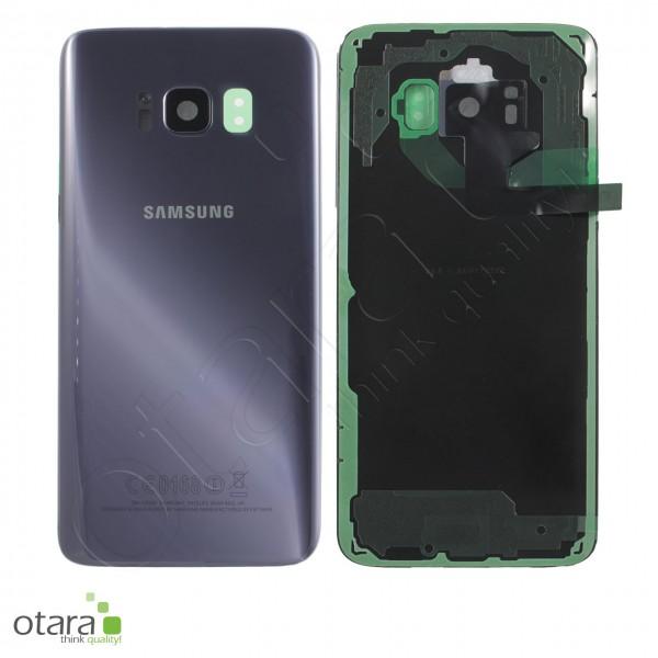 Akkudeckel Samsung Galaxy S8 (G950F), orchid grey, Serviceware