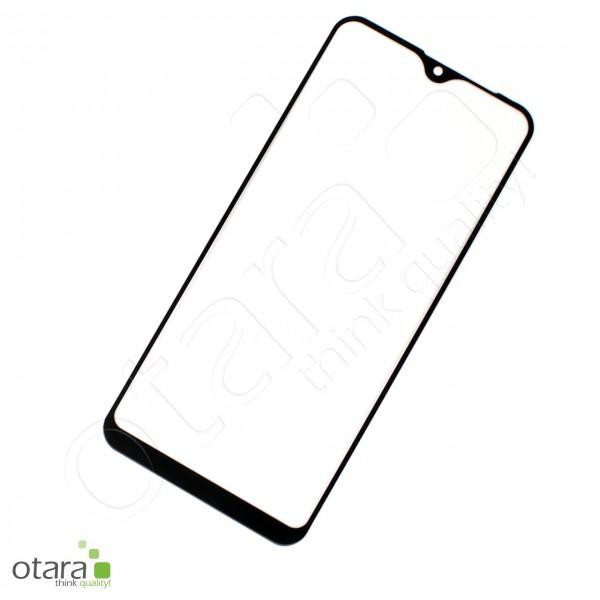 Schutzglas Edge to Edge (full glue) für Samsung Galaxy A20E, schwarz (ohne Verpackung)