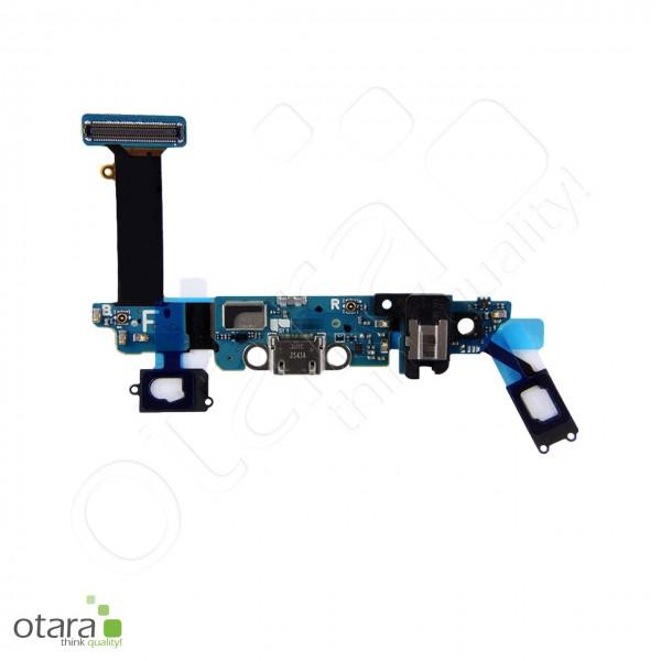 Samsung Galaxy S6 (G920F) Ladebuchse Platine mit Micro USB, Mikrofon, Audio Jack (kompatibel)