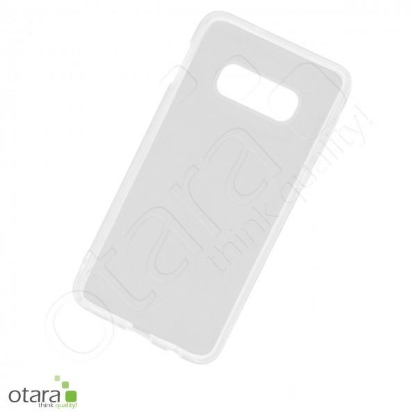 Silikoncase/Schutzhülle für Samsung Galaxy S10e, transparent