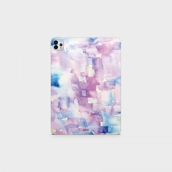 "GREEN MNKY Backcover Skin Tablet 11"" (Struktur Serie) ""Blue Violet"" [3 Stück]"
